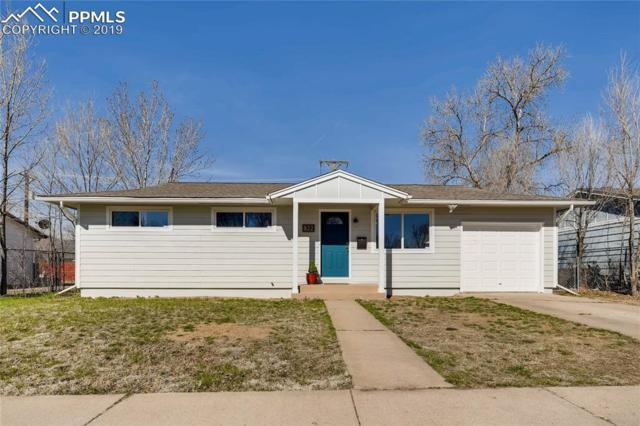 822 Sequoia Drive, Colorado Springs, CO 80910 (#3422697) :: The Dixon Group