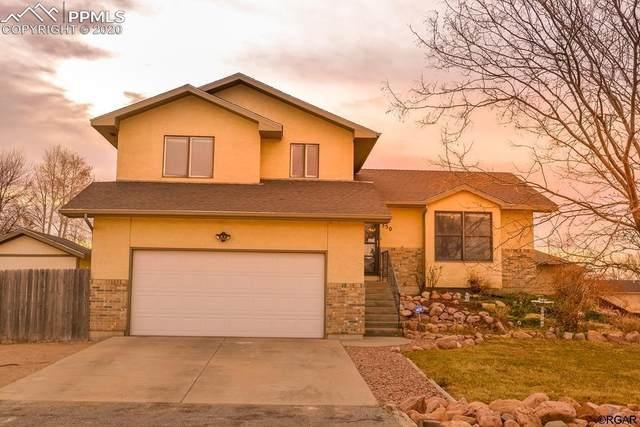 350 W Hahns Peak Avenue, Pueblo West, CO 81007 (#3424627) :: Jason Daniels & Associates at RE/MAX Millennium