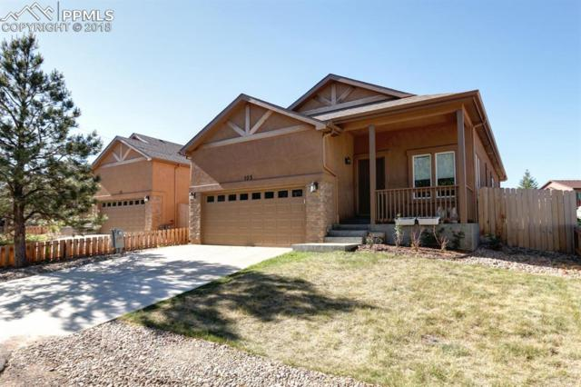 105 Greeley Boulevard, Palmer Lake, CO 80133 (#3426254) :: The Hunstiger Team