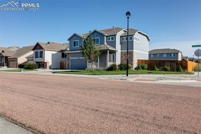 6296 Dancing Star Way, Colorado Springs, CO 80911 (#3427501) :: Dream Big Home Team | Keller Williams