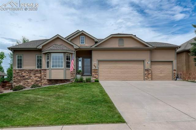 308 Saber Creek Drive, Monument, CO 80132 (#3431546) :: The Daniels Team