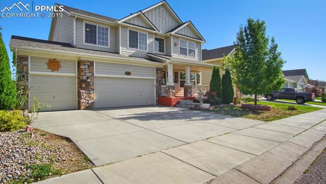 7430 Creekfront Drive, Fountain, CO 80817 (#3431994) :: The Kibler Group