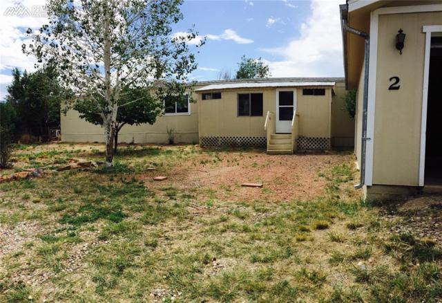 2 S Wilmont Circle, Williamsburg, CO 81226 (#3435102) :: 8z Real Estate