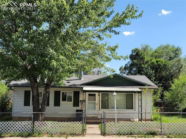 1137 Rockwood Avenue, Colorado Springs, CO 80905 (#3435208) :: Tommy Daly Home Team