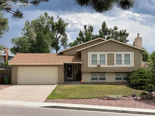 2253 Vintage Drive, Colorado Springs, CO 80920 (#3435595) :: Venterra Real Estate LLC