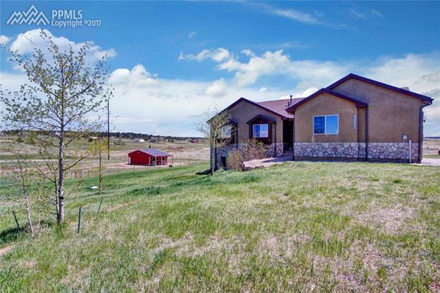 16045 Ridge Run Drive, Colorado Springs, CO 80908 (#3435609) :: 8z Real Estate