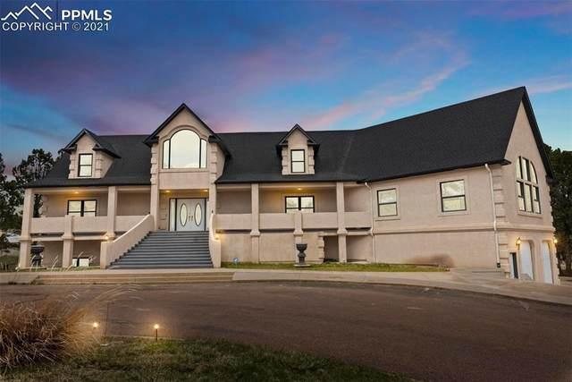 12630 Mt. Shasta Drive, Elbert, CO 80106 (#3437606) :: Fisk Team, RE/MAX Properties, Inc.