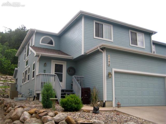 2268 Palm Drive B, Colorado Springs, CO 80918 (#3438081) :: RE/MAX Advantage