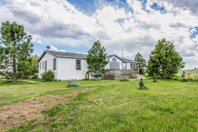 29301 County 5 Road, Elizabeth, CO 80107 (#3438102) :: Jason Daniels & Associates at RE/MAX Millennium