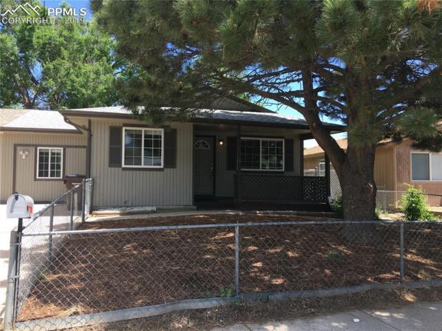 2874 Carmel Circle, Colorado Springs, CO 80910 (#3442042) :: The Treasure Davis Team