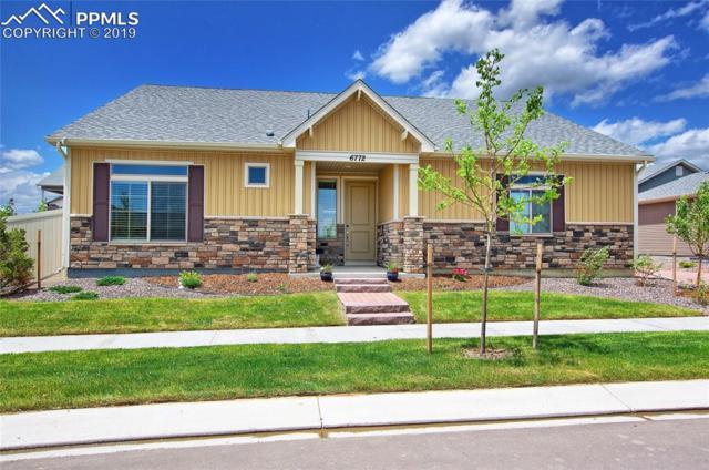 6772 Golden Briar Lane, Colorado Springs, CO 80927 (#3442225) :: The Treasure Davis Team