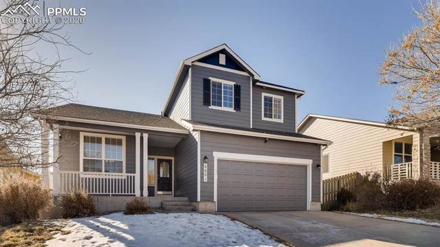 6601 Cool Mountain Drive, Colorado Springs, CO 80923 (#3444419) :: Action Team Realty