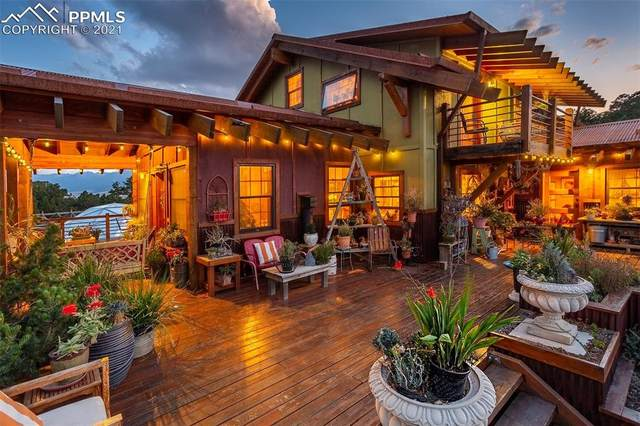 325 Being Verified Road, Westcliffe, CO 81252 (#3447688) :: Fisk Team, eXp Realty