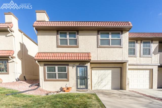 2253 Villa Rosa Drive, Colorado Springs, CO 80904 (#3450612) :: Jason Daniels & Associates at RE/MAX Millennium