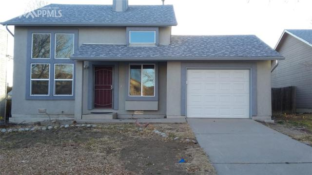 840 Greenbrier Drive, Colorado Springs, CO 80916 (#3450808) :: RE/MAX Advantage