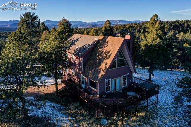 87 Junction Circle, Florissant, CO 80816 (#3453682) :: Action Team Realty
