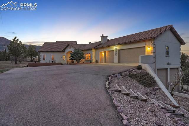 17010 Oxbridge Road, Monument, CO 80132 (#3455932) :: Action Team Realty