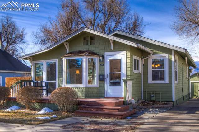 1026 N Arcadia Street, Colorado Springs, CO 80903 (#3456584) :: Tommy Daly Home Team