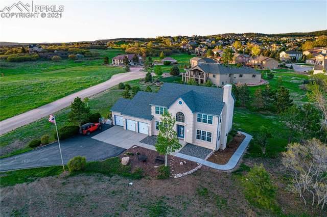 14915 Crooked Spur Lane, Colorado Springs, CO 80921 (#3458289) :: Dream Big Home Team | Keller Williams