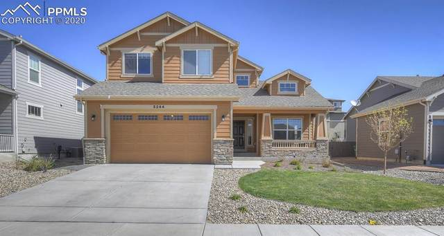 5244 Castlewood Canyon Court, Colorado Springs, CO 80924 (#3459264) :: Finch & Gable Real Estate Co.