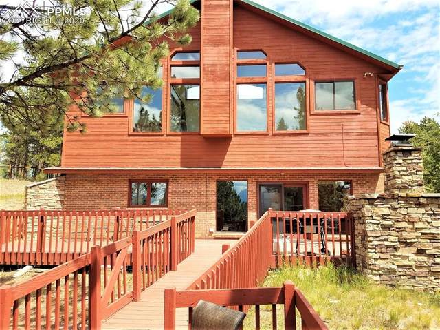 11 Woodland Valley Drive, Woodland Park, CO 80863 (#3459377) :: The Daniels Team