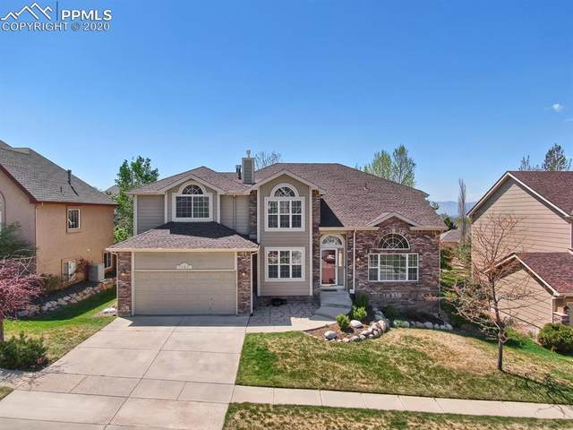 1147 Vista Oaks Drive, Colorado Springs, CO 80921 (#3460360) :: Action Team Realty