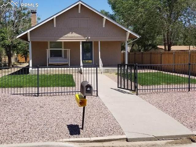 1617 Evergreen Street, Pueblo, CO 81001 (#3462993) :: The Kibler Group