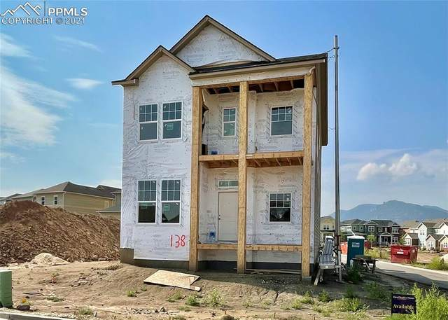 138 N Olympian Drive, Colorado Springs, CO 80905 (#3465771) :: The Dixon Group