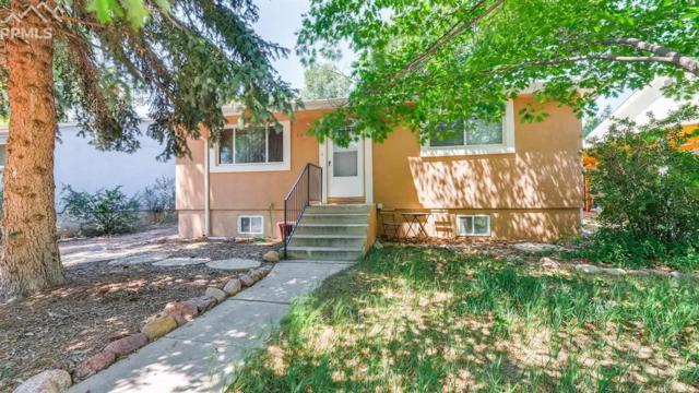 1418 Cooper Avenue, Colorado Springs, CO 80907 (#3466921) :: The Peak Properties Group