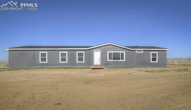 5930 S Calhan Road, Calhan, CO 80808 (#3467225) :: Finch & Gable Real Estate Co.