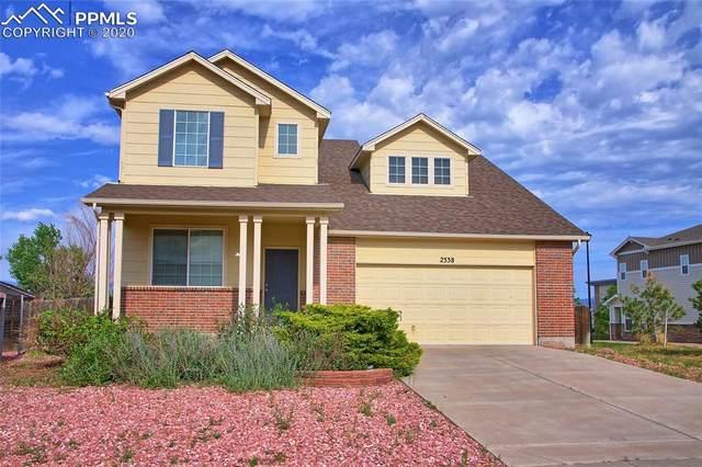 2338 Streambank Drive, Colorado Springs, CO 80951 (#3467800) :: Fisk Team, RE/MAX Properties, Inc.
