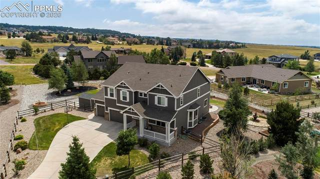 17637 White Marble Drive, Monument, CO 80132 (#3468538) :: Tommy Daly Home Team