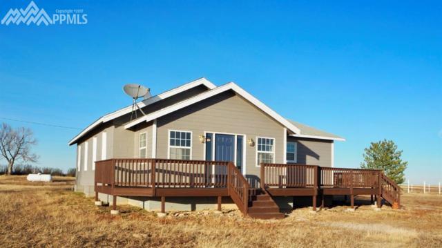 14986 County 181 Road, Limon, CO 80828 (#3468598) :: Jason Daniels & Associates at RE/MAX Millennium