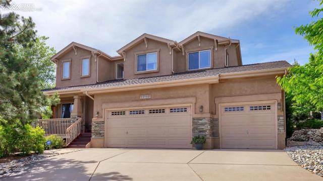 1716 Bridle Oaks Lane, Colorado Springs, CO 80921 (#3473738) :: Jason Daniels & Associates at RE/MAX Millennium