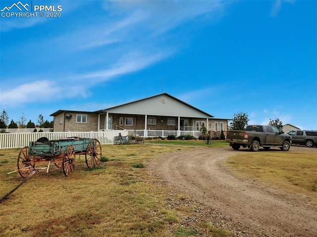 44373 County Road Q, Cheyenne Wells, CO 80810 (#3473769) :: Fisk Team, RE/MAX Properties, Inc.