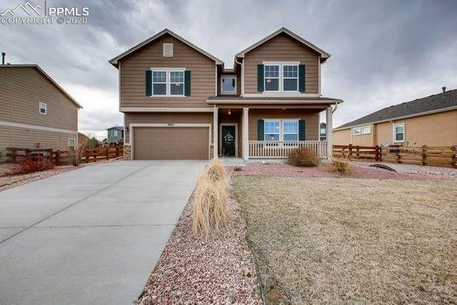 7062 Honeycomb Drive, Peyton, CO 80831 (#3475426) :: Fisk Team, RE/MAX Properties, Inc.