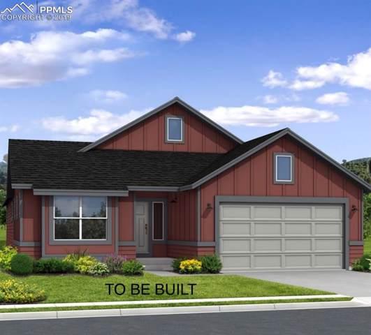 6738 Cumbre Vista Way, Colorado Springs, CO 80924 (#3475987) :: Tommy Daly Home Team