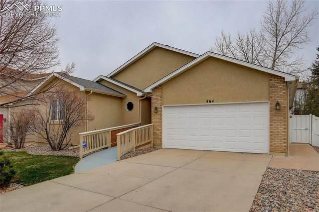 464 Pickaxe Terrace, Colorado Springs, CO 80905 (#3477796) :: The Treasure Davis Team | eXp Realty