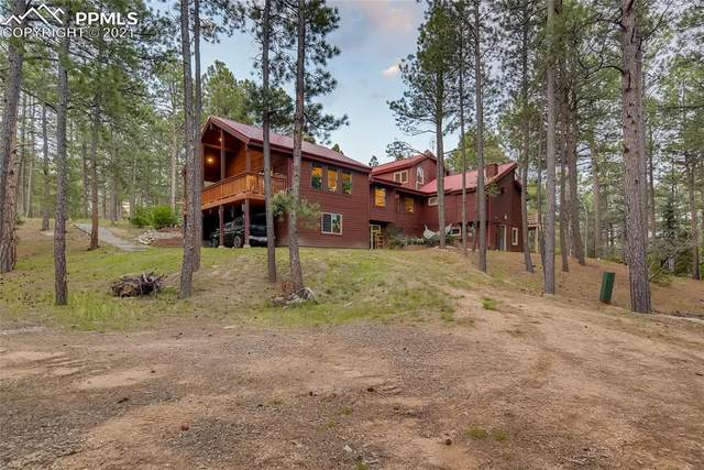 2975 Outlook Drive, Colorado Springs, CO 80921 (#3482347) :: Tommy Daly Home Team