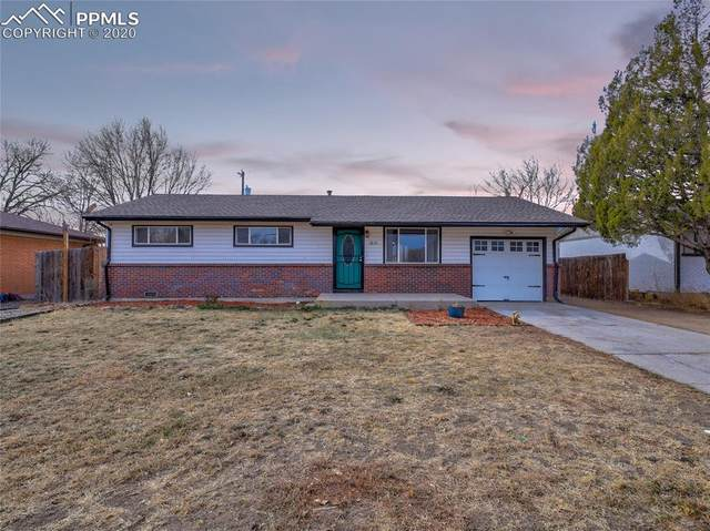 1810 Security Boulevard, Colorado Springs, CO 80911 (#3483439) :: HomeSmart