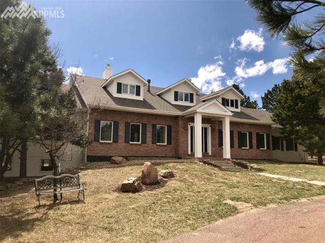 862 Long Timber Lane, Monument, CO 80132 (#3483534) :: Action Team Realty