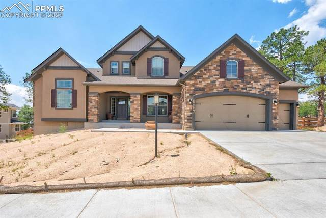 16526 Dancing Bear Lane, Monument, CO 80132 (#3485323) :: Action Team Realty
