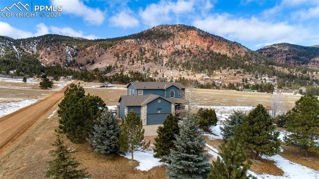 400 Durango Way, Palmer Lake, CO 80133 (#3487199) :: 8z Real Estate