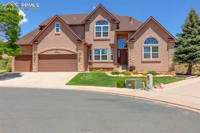 5511 Vantage Vista Drive, Colorado Springs, CO 80919 (#3487293) :: Action Team Realty