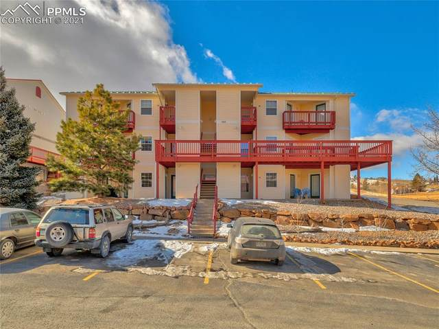 120 Whalen Avenue #11, Cripple Creek, CO 80813 (#3492207) :: The Treasure Davis Team | eXp Realty