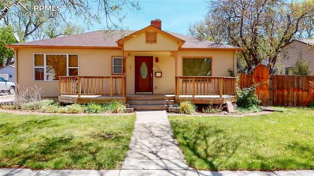 1327 N Prospect Street, Colorado Springs, CO 80903 (#3495497) :: The Daniels Team
