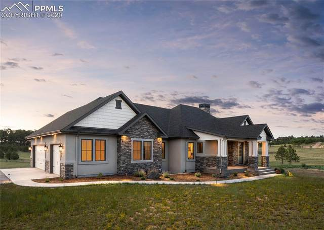 17195 Gwilym Court, Monument, CO 80132 (#3497037) :: The Daniels Team