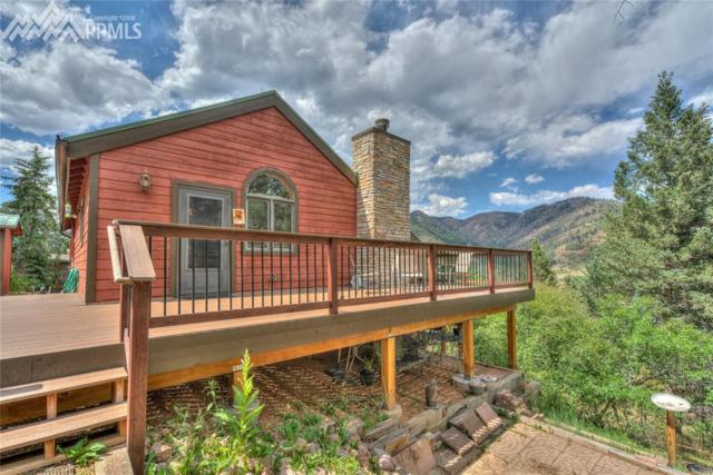 9340 Maveta Road, Cascade, CO 80809 (#3499441) :: The Peak Properties Group