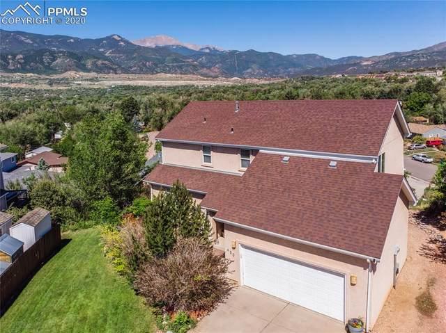 450 Spring Street, Colorado Springs, CO 80904 (#3500347) :: 8z Real Estate