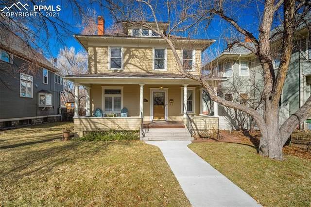 1726 N Tejon Street, Colorado Springs, CO 80907 (#3509744) :: Re/Max Structure
